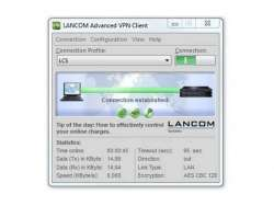 Lancom Advanced VPN Client (Windows) 61602