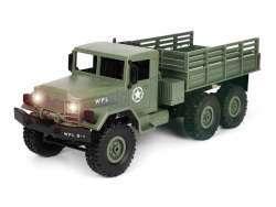 RC US Army Truck 1:16 WPL-B16R 6x6 (Grün)