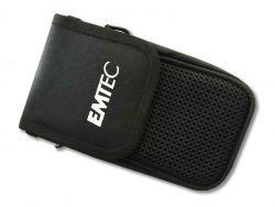 Emtec Universal Tasche für Digitalkameras/Camcorder schwarz
