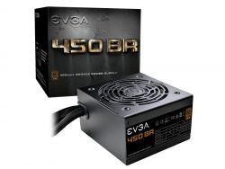 EVGA 450W 450 BR (80+Bronze) 100-BR-0450-K2