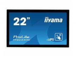 "IIYAMA 55.0cm (22"")  TF2234MC-B6AGB 16:9 M-Touch HDMI+DP bl TF2234MC-B6AGB"