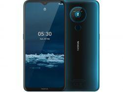Nokia 5.3 Dual-SIM-Smartphone Cyan-Green 64GB 6830AA003689