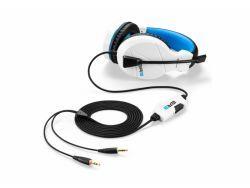 Sharkoon Headset Rush ER3 White 4044951021802