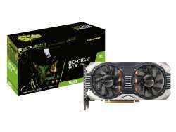 VGA Man GeForce® GTX 1660 6GB Twin | Manli - N54916600F34700