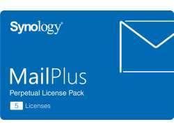 Synology MailPlus 5 Licenses MAILPLUS 5 LICENSES