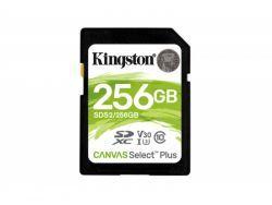Kingston Canvas Select Plus SDXC 256GB Class 10 UHS-I SDS2/256GB