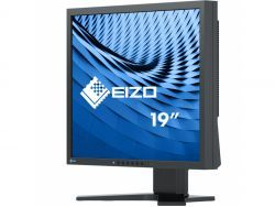"EIZO 48.3cm (19"")  S1934H-BK  5:4 DVI+DP LED IPS Lift bl. S1934H-BK"