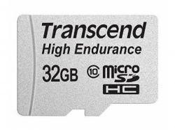 Transcend MicroSD/SDHC Card 32GB High Endurance Cla.10 TS32GUSDHC10V