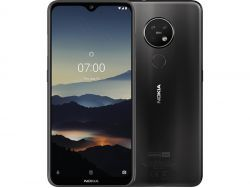 Nokia 7.2 Dual-SIM-Smartphone Charcoal-Black 64GB 6830AA002186