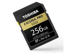 Toshiba SD Card N502 256GB THN-N502G2560E6