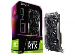 EVGA RTX 2080 TI FTW3 Ultra Gaming 11GB GDDR6 HDMI 3xDP USB 11G-P4-2487-KR