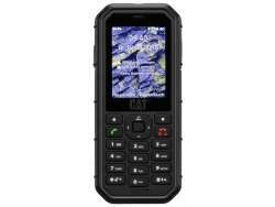 Caterpillar CAT B26 Dual-SIM-Outdoor Handy 32GB Black CB26-DAE-EUA-EN