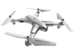 Quad-Copter SYMA Z3 Foldable Drone + HD Camera 2.4G (Weiss)
