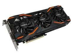 Gigabyte GeForce GTX 1080 WINDFORCE OC 8G - Grafikkarten - GF GTX 1080 GV-N1080WF3OC-8GD