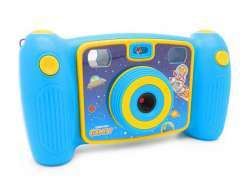 Easypix Kinder Digitalkamera KiddyPix Galaxy (Blau)