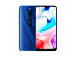 Xiaomi Redmi 8 - Smartphone - 12 MP 32 GB - Blau MZB8416EU