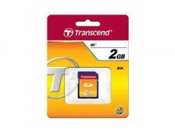 Transcend SD Card 2GB TS2GSDC