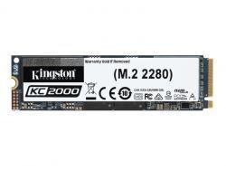 Kingston SSD KC2000 NVMe PCIe 2TB SKC2000M8/2000G