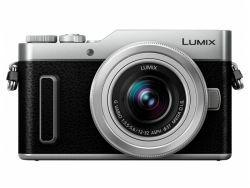 Panasonic Lumix DC-GX880 Kit schwarz/silber + H-FS 12-32 mm - DC-GX880KEGS