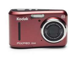 Kodak Friendly Zoom FZ43 red - FZ43 RED