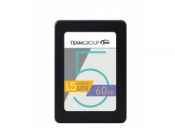 Team Group SSD 60GB intern L5 LITE Sata3 2,5 7mm  T2535T060G0C101