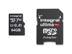 Integral Memory card MicroSDXC Ultima Pro 64GB Cl.10