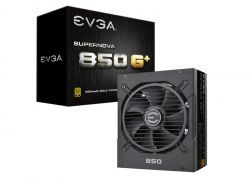 EVGA 850W SuperNOVA 850 G1+ Modular (80+Gold) 120-GP-0850-X2