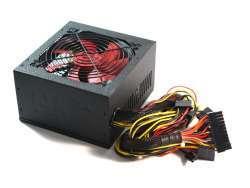 HKC V-Power 650 Watt ATX Netzteil PFC + 120mm FAN