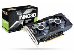 Inno3D VGA GeForce® GTX 1650 4GB GDDR6 Twin X2 OC |N16502-04D6X-1177VA25