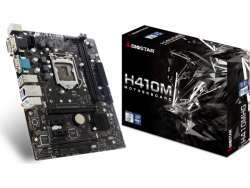 Biostar H410MHG Motherboard micro ATX LGA1200-Sockel H410MHG