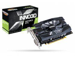 VGA Inno3D GeForce® GTX 1650 Super 4GB Compact X1 | Inno3D - N165S1-04D6-1720VA29