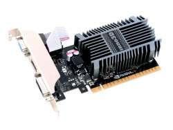 Inno3D N710-1SDV-E3BX GeForce GT 710 2GB GDDR3 Grafikkarte N710-1SDV-E3BX