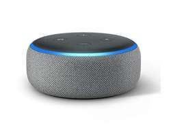 Amazon Echo Dot (3nd) Grey DE B0792MHLM4