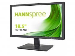"""HannsG 48.3cm (18,5"""") HE195ANB 16:9 LED 5ms black HE195ANB"""