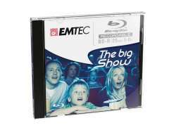EMTEC BD-RE 25GB 1-2x Jewel Case single