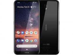 Nokia Dual-SIM-Smartphone 3.2 Black 16GB 719901071341