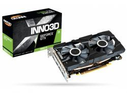 Inno3D VGA GeForce® GTX 1660 Ti 6GB Twin X2 N166T2-06D6-1710VA15