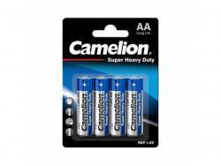 Batterie Camelion Super Heavy Duty Blau LR6 Mignon AA (4 St.)