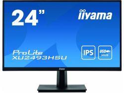 "IIYAMA 60.5cm (23,8"")16:9 HDMI+DP+USB+VGA IPS XU2493HSU-B1"