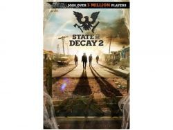 MICROSOFT XBOX One Game State of Decay 2 Projekt Retail (P) - 5DR-00014
