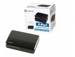LogiLink Gigabit Desktop Switch 5-port - NS0105
