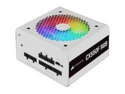 Corsair PC- Netzteil CX550F RGB Weiß  | CP-9020225-EU