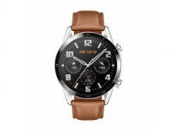 Huawei Watch GT2 46mm Classic Smartwatch Pebble Brown 55024317