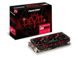 PowerColor Radeon RX 580 Red Devil 8GB - PCI-Express AXRX 580 8GBD5-3DH/OC