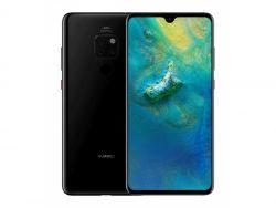 Huawei Mate 20 - Mobiltelefon - 128 GB - Schwarz 51092WXV