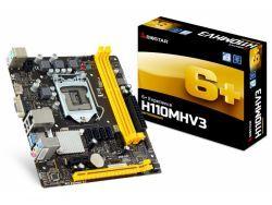 MB Biostar H110MHV3    (H110,S1151,mATX,DDR3,Intel) H110MHV3