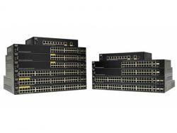 Cisco 250 Series Switch 24-port 10/100/1000 | Cisco - SG250-26P-K9