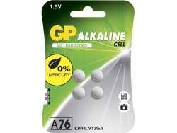 Batterie GP Alkaline AG13 (4 St.) 05076AC4