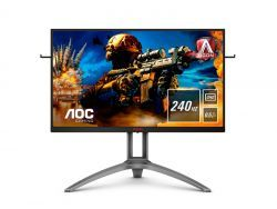 "AOC 68,6cm (27"") AG273QZ  16:09 HDMI+DP+USB AG273QZ"