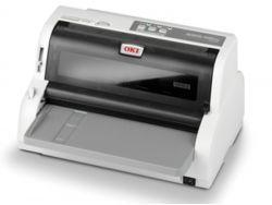 OKI ML5100FB eco Nadeldrucker 360x360 DPI 375 Zeichen pro Sekunde 43718217